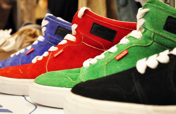Bedwin x Terrem High Top Sneaker Preview