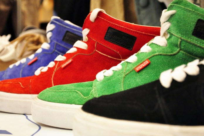 Bedwin x Terrem High Top Sneaker Preview