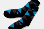 Benny Gold Argyle Socks