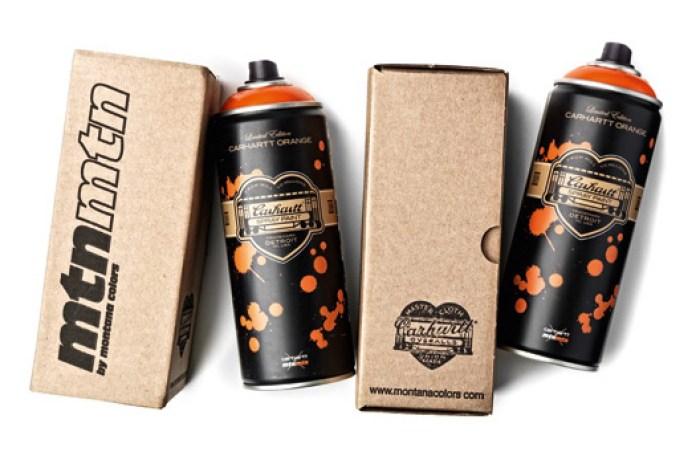 Carhartt x Montana Colors Limited Edition Spray Can