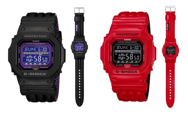 CASIO G-SHOCK GLS-5600L