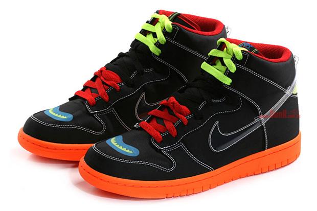 "Cassette Playa x Nike Sportswear Dunk High Premium ""Rivals Pack"""