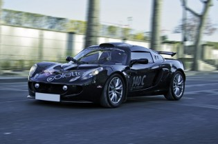 "colette x Lotus Exige ""Rallye de Paris"""