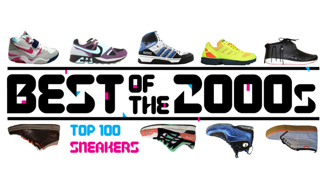 Complex: Top 100 Sneakers of the 2000's