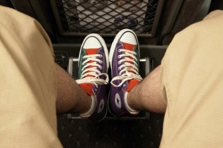"Converse Addict ""Multi-Color"" Chuck Taylor All Star Hi"