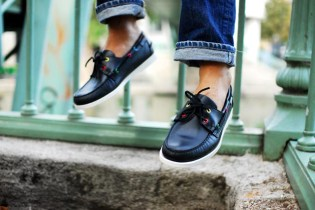 Cool Cats x Sebago Docksides