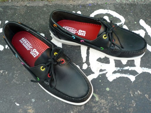 Cool Cats x Sebago Docksides Preview