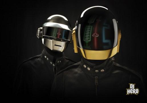 Daft Punk for DJ Hero