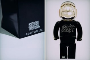 Daft Punk x SILLY THING 1000% Kubrick Set - A Closer Look