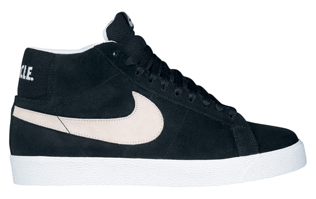 Debacle x Nike SB Blazer High