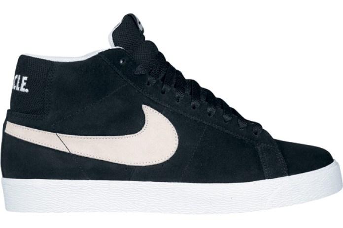Debacle x Nike SB Blazer High