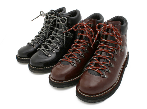 Beauty & Youth Trekking Boots by Diemme