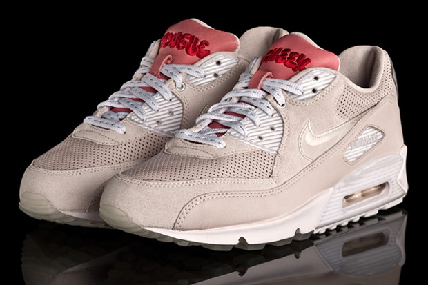 Dizzee Rascal x Ben Drury x Nike 'Tongue n Cheek' Air Max 90