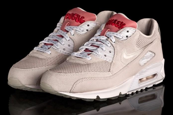 Dizzee Rascal x Ben Drury x Nike 'Tongue n Cheek' Air Max 90