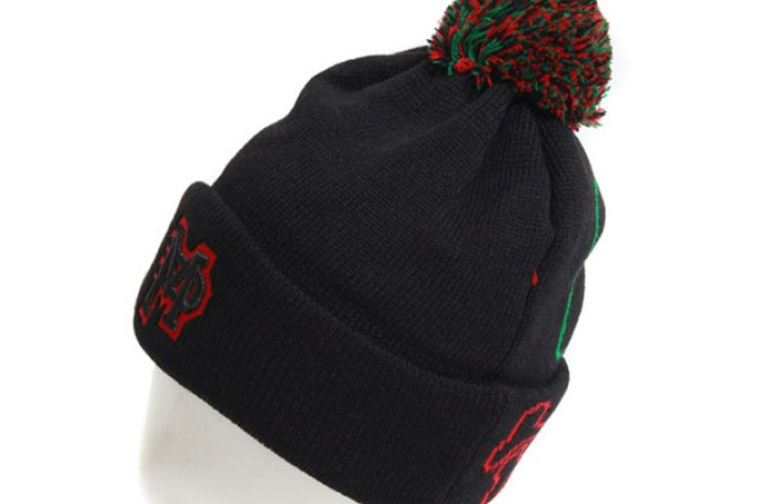 DJ Muro x Masterpiece 2009 Fall/Winter Knitted Hat