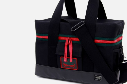 DJ Muro x UCS x Porter Ultimate 7 inch Bag