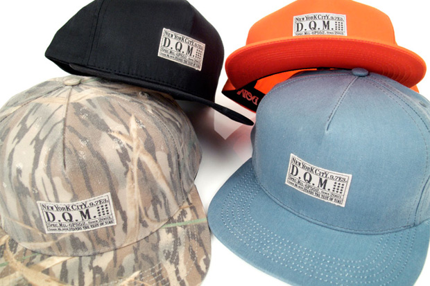 DQM 2009 Fall Headwear Collection