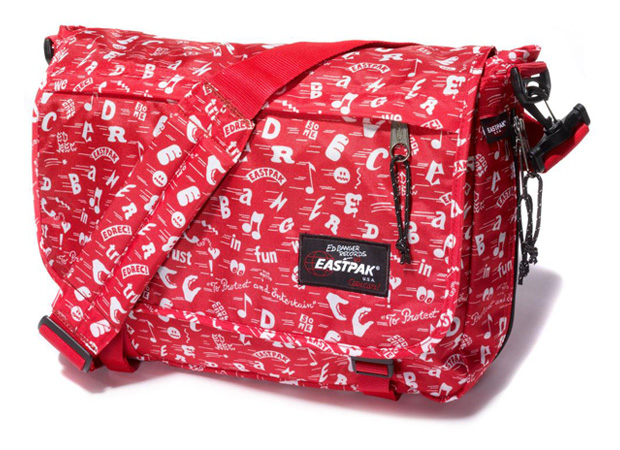 Ed Banger Records x Eastpak Bag Collection – Red Colorway