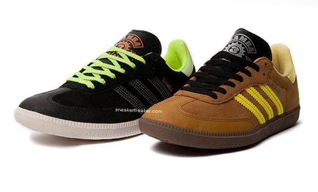 """adidas """"Fixie"""" Samba"""