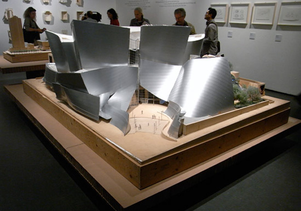 "Frank O. Gehry ""Since 1997"" Exhibition Milan"
