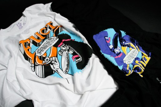 FUCT SSDD 2009 Fall/Winter T-Shirts