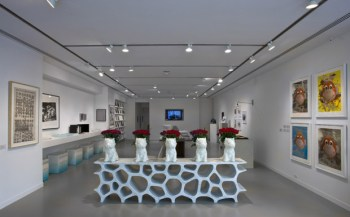 Gagosian Gallery Retail Shop Grand Opening
