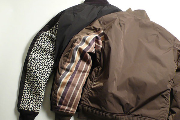 Gallery 1950 x NEXUSVII x Resonate Flight Jacket