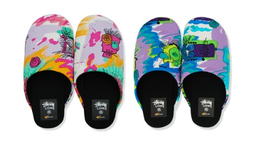 Gallery 1950 x Stussy Chango Slippers