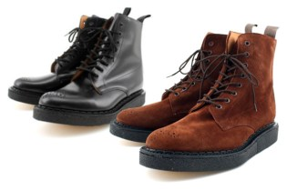 GB/SKINS x George Cox Derby Boot