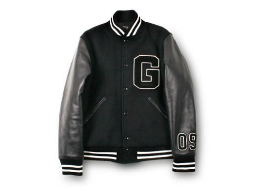 Goodenough Stadium Jacket
