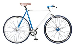 "Griffin x Charge Bikes ""The Plug"" Fixed Gear Bike"