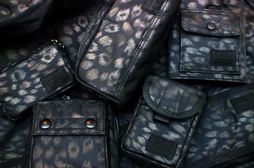 Head Porter Black Beauty Leopard Collection
