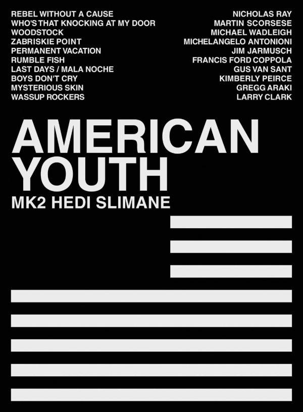 Hedi Slimane: American Youth Boxset