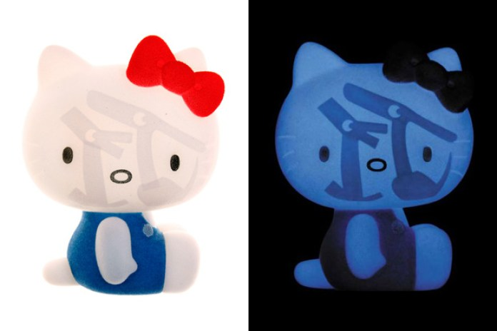 Hello Kitty x Caperino & Peperone Vinyl Toy
