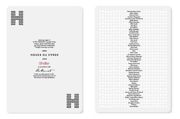 House of Cards Exhibition Recap