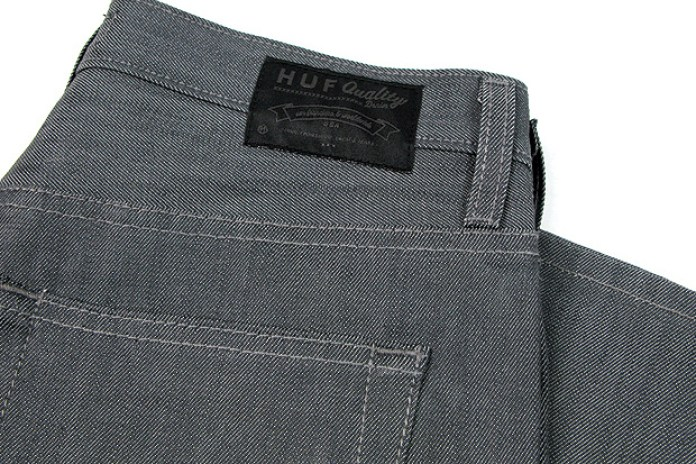HUF 2009 Fall Denim & Canvas Jeans