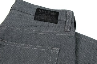 HUF 2009 Fall Denim & Canvas Jeans