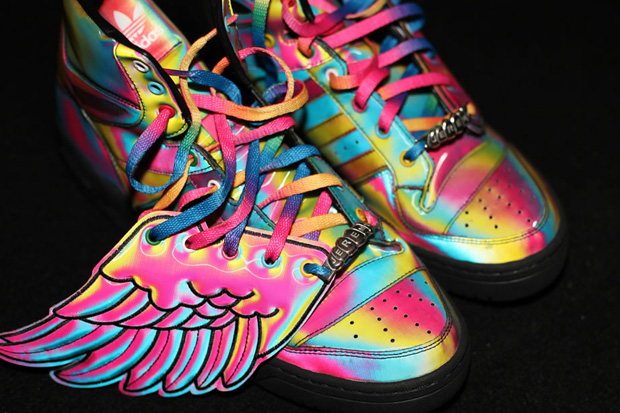 adidas Originals by Originals Jeremy Scott JS Wings Multi-Color Preview