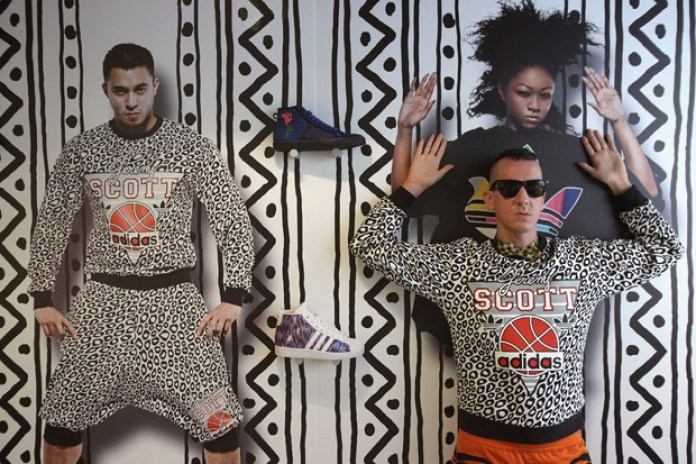 adidas Originals - Jeremy Scott Pop-Up Store at No.6 London Recap & Interview