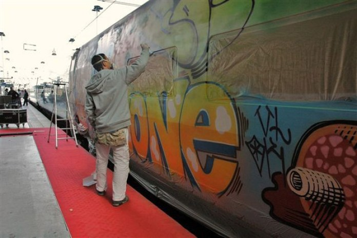 Jon One 156 x Thalys Car 5 Train