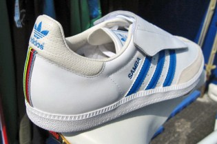 Kalavinka x adidas Originals Samba & Bike - A Closer Look