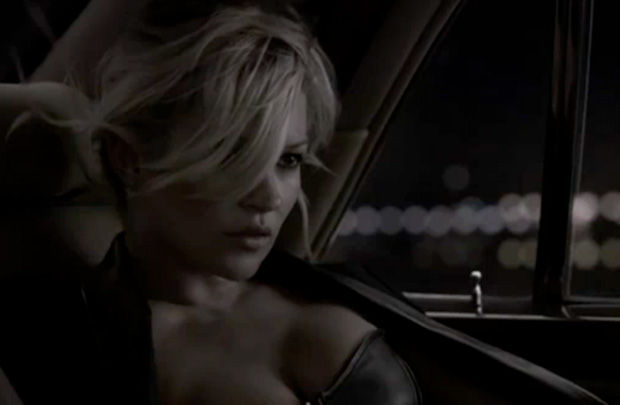 Kate Moss for Yves Saint Laurent Parisienne