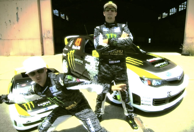 DC Shoes presents Gymkhana 2.1: Ken Block vs Rob Dyrdek