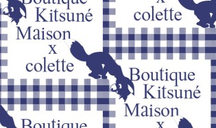 Kitsuné Maison Pop-up at colette