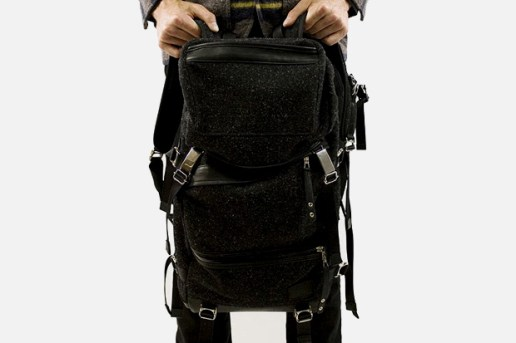 KZO x Master-Piece Glacier Collection Backpack