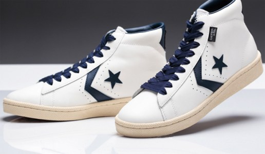 "Lanvin x Converse ""en Bleu"" '76 Leather"