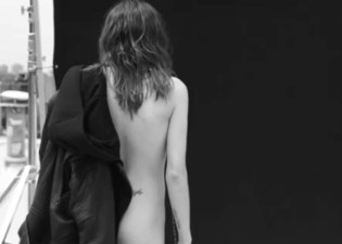 Lou Doillon for Givenchy by Riccardo Tisci Video