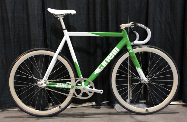 MASH SF x Cinelli Fixie Bike 2010 Preview