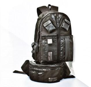 master-piece x Koichi Yamaguchi Bag Set