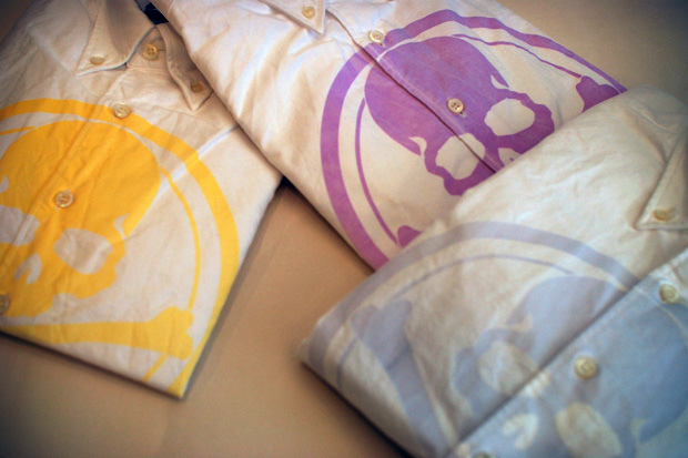 mastermind JAPAN x SOPHNET. UV Shirt